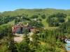 pogled leti na hotel Bistricu