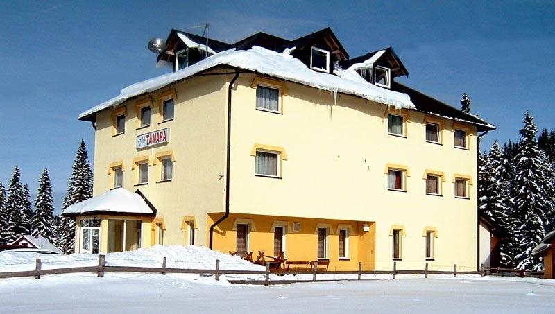 Apartmani i soba na Jahorini