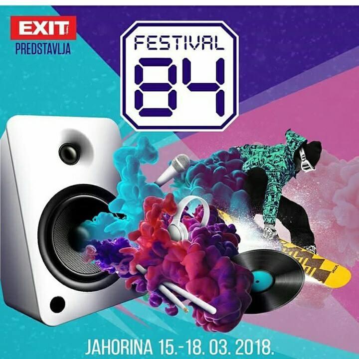 Exit festival na Jahorini