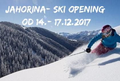 Ski Opening Jahorina