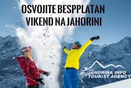 Osvojite besplatan vikend na Jahorini