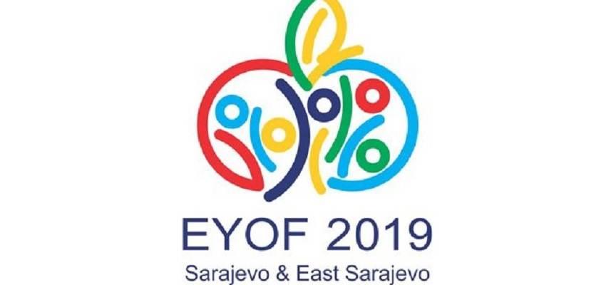 EYOF 2019 - Zvanicno predstavljena maskota - Groodvy