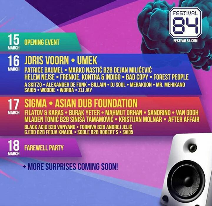 Sutra startuje Festival 84 na Jahorini